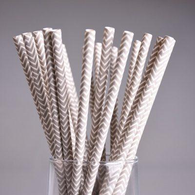 Có nên sử dụng ống hút giấy thay cho ống hút nhựa hay không?