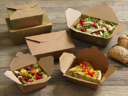 Hộp đựng được nhiều loại thức ăn khác nhau