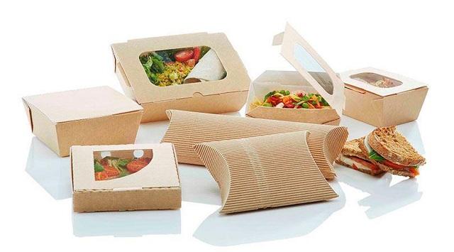 Mua đồ giấy đựng thức ăn tại Nguyên Phong