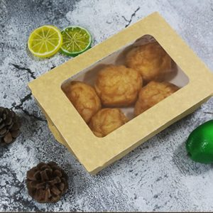 hộp giấy đựng thức ăn màng PE