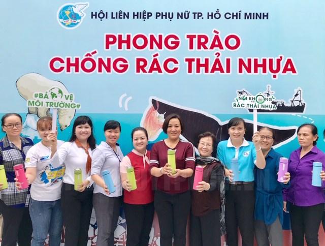 Ban hành Kế hoạch hưởng ứng phong trào chống rác thải nhựa