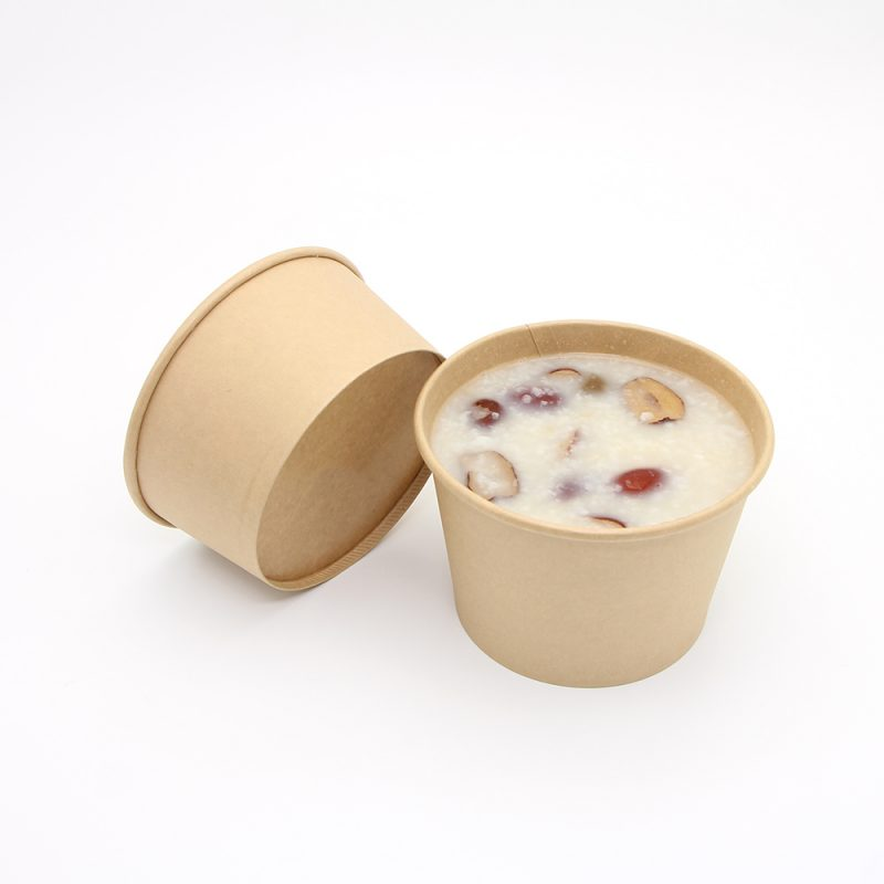 Tô giấy đựng súp, tô giấy đựng cháo