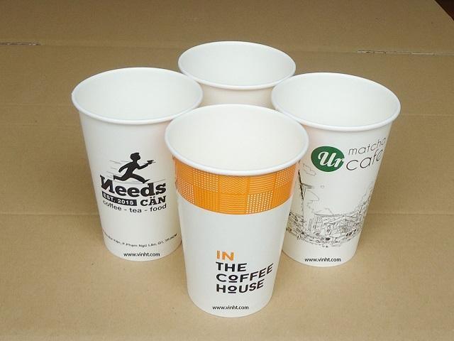 Hiện nay ly giấy được sử dụng rất phổ biến trên thị trường