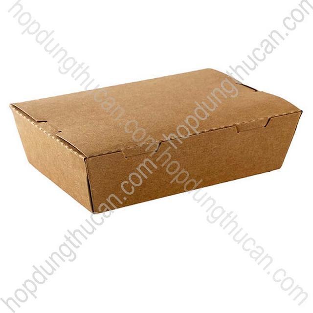 Mua hộp giấy đựng thức ăn tại Nguyên Phong