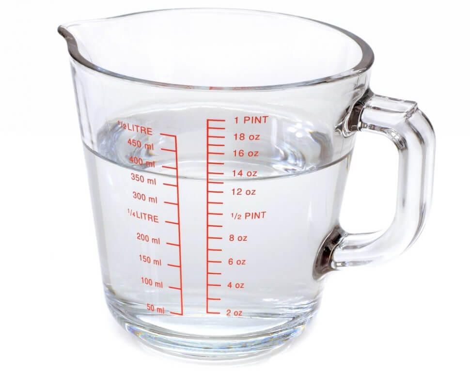 Cốc đo oz sang ml