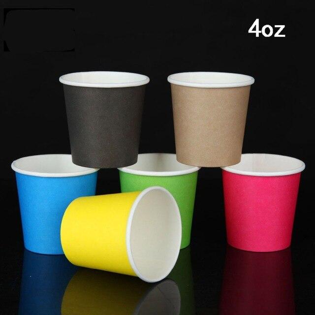 ly giấy 4oz thiết kế độc đáo, đa dạng
